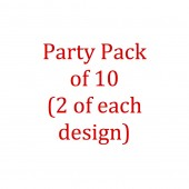Picture of Pack of 10 Hobbyheadz