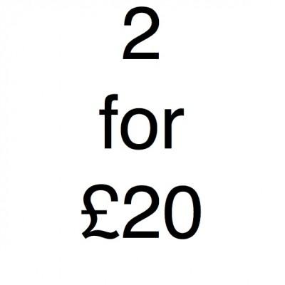 Picture of 2 Hobbyheadz for £20