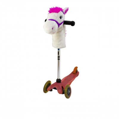 Picture of Scooterpet White Horse